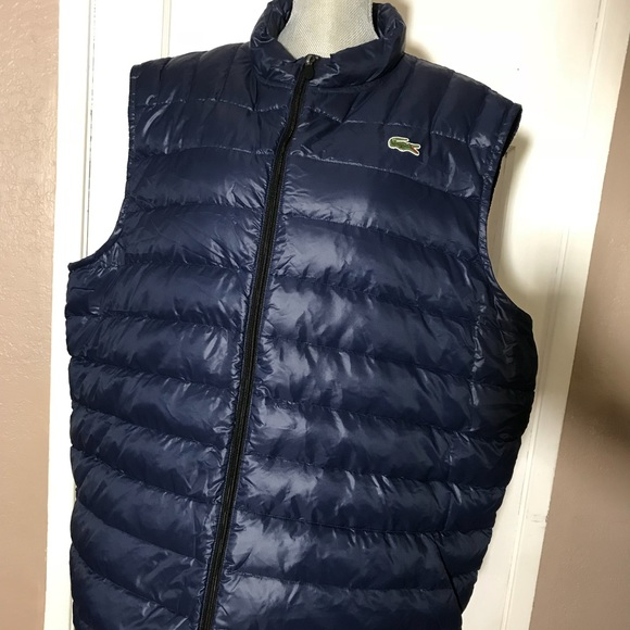 5cd98a502fc5 Lacoste Other - Lacoste Men s lightweight puffer down vest